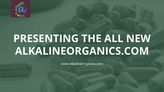 Presenting The All New Alkaline Organics!