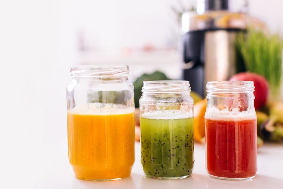 Juice Cleanses to Try or DIY — Plus Two Juice Recipes - Brit + Co