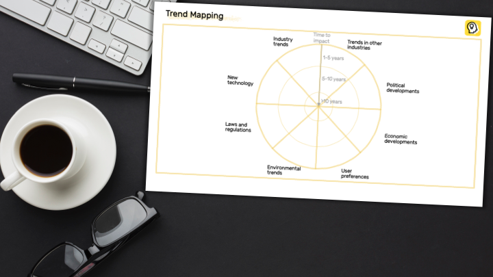 Trend Mapping Preview Illustration