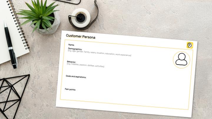 Customer Persona Preview Illustration