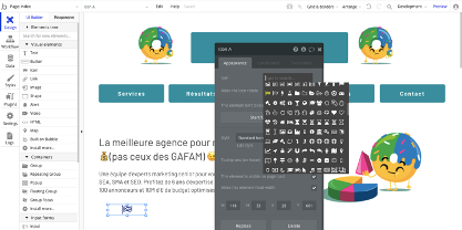 dgitags bubble create new app icone