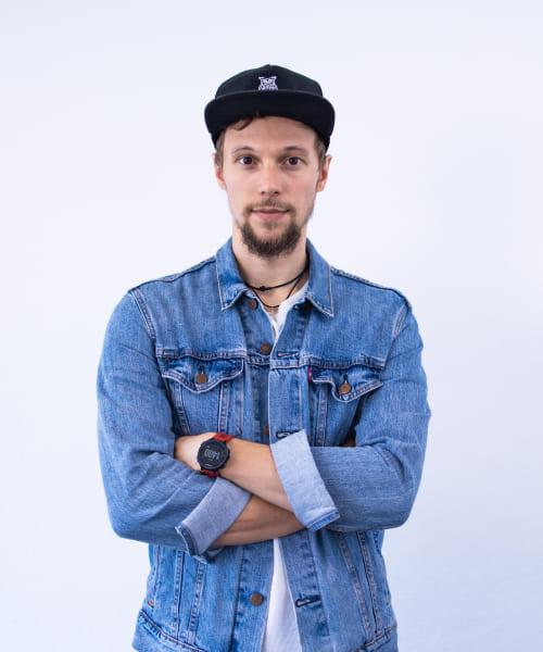 Design Team Leader Michal Sleziak Goodrequest