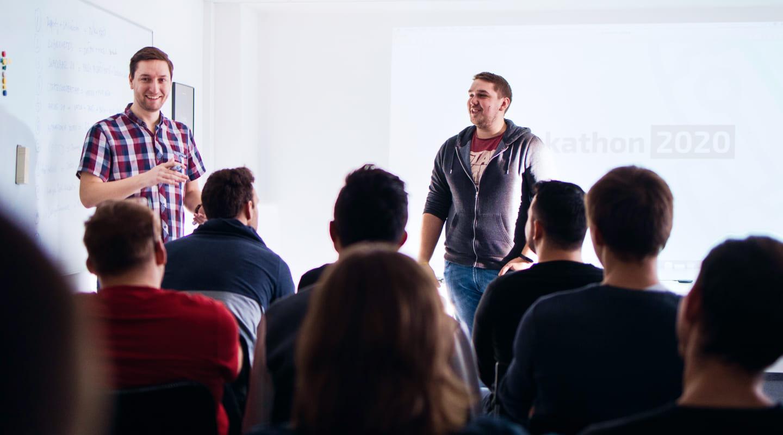 Goodrequest hackathon presentation