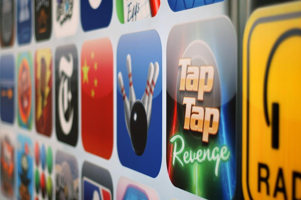 marketing mobilnych appiek
