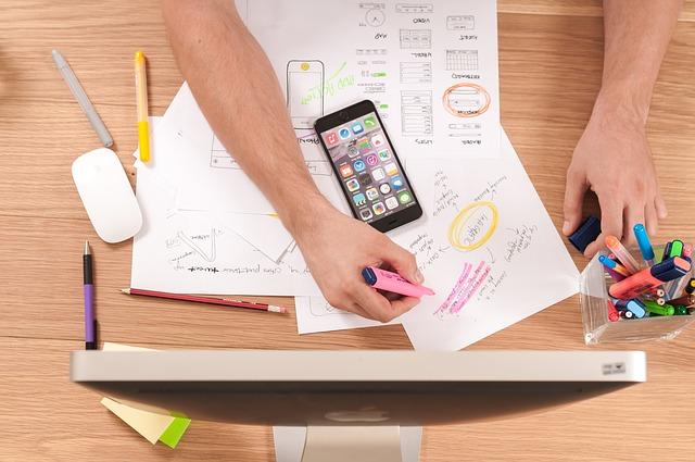 dizajn mobilnej aplikacie