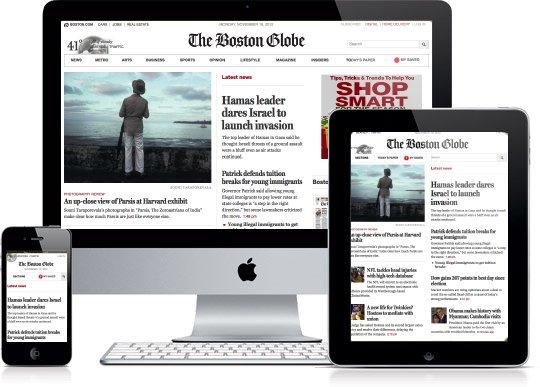 example of responsive web