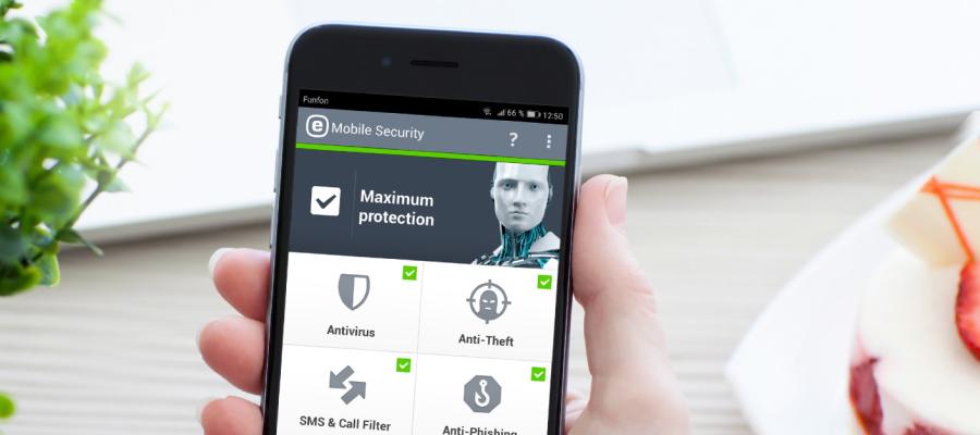 eset security aplikacia