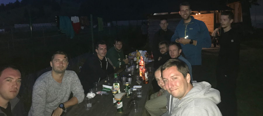 GR teambuilding