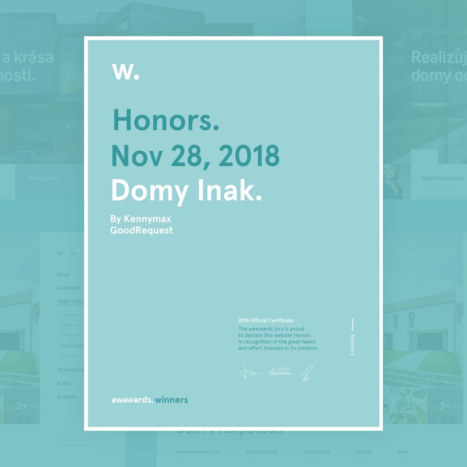 awwwards honors