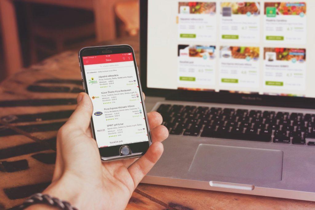 mobile app or responsive web
