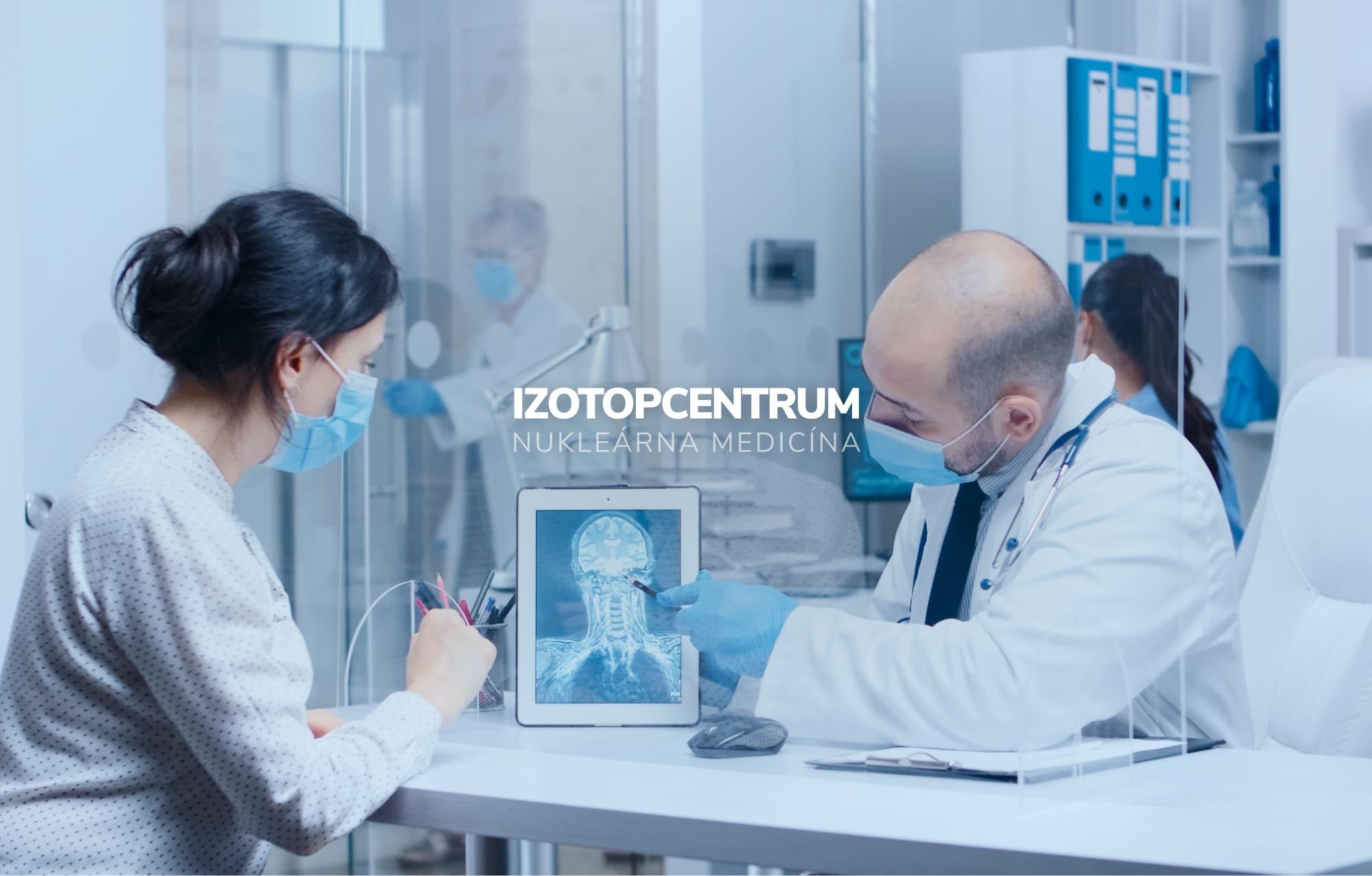 Informačný systém pre nukleárnu medicínu