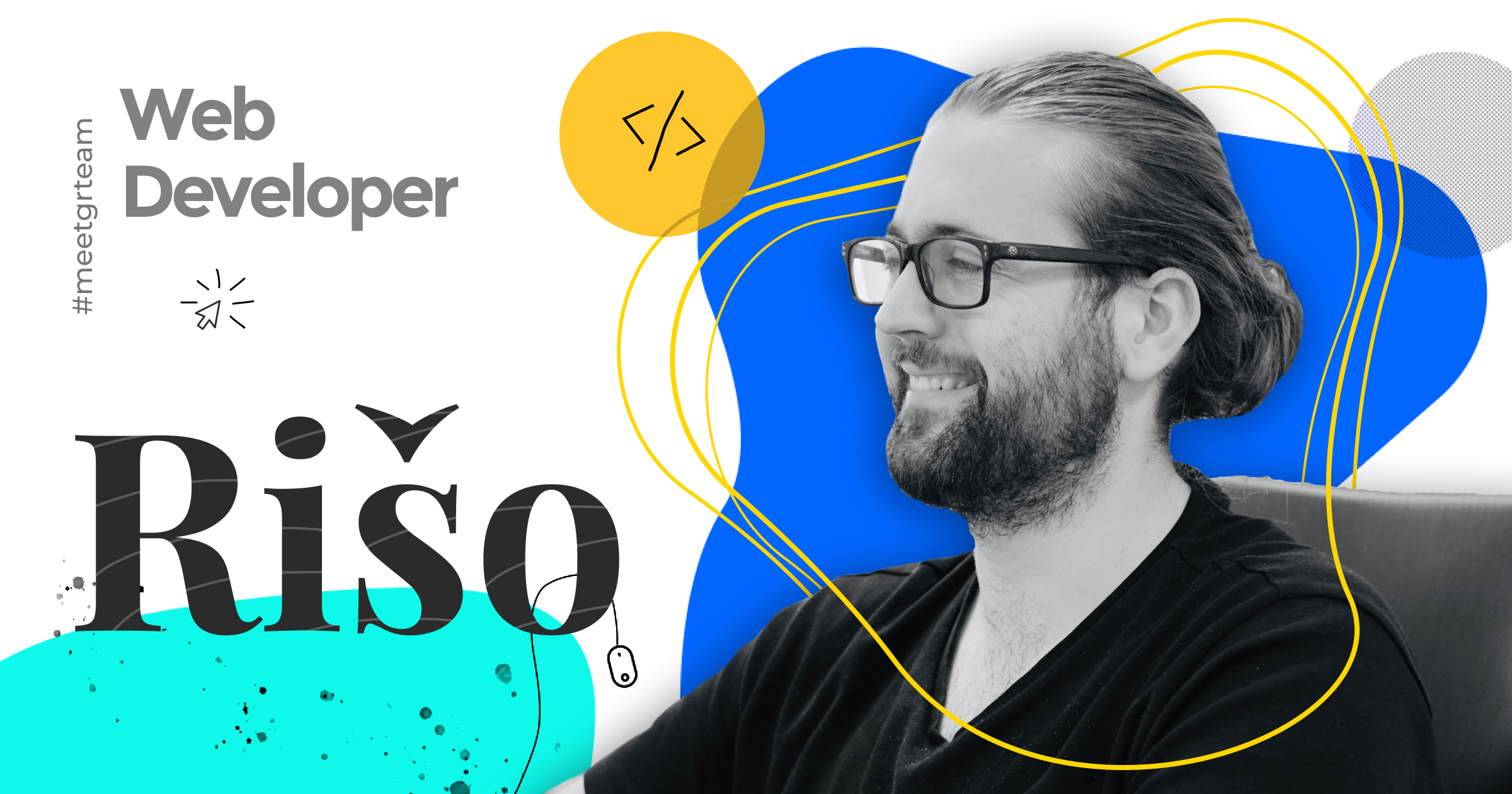 #meetgrteam: Web Developer Rišo