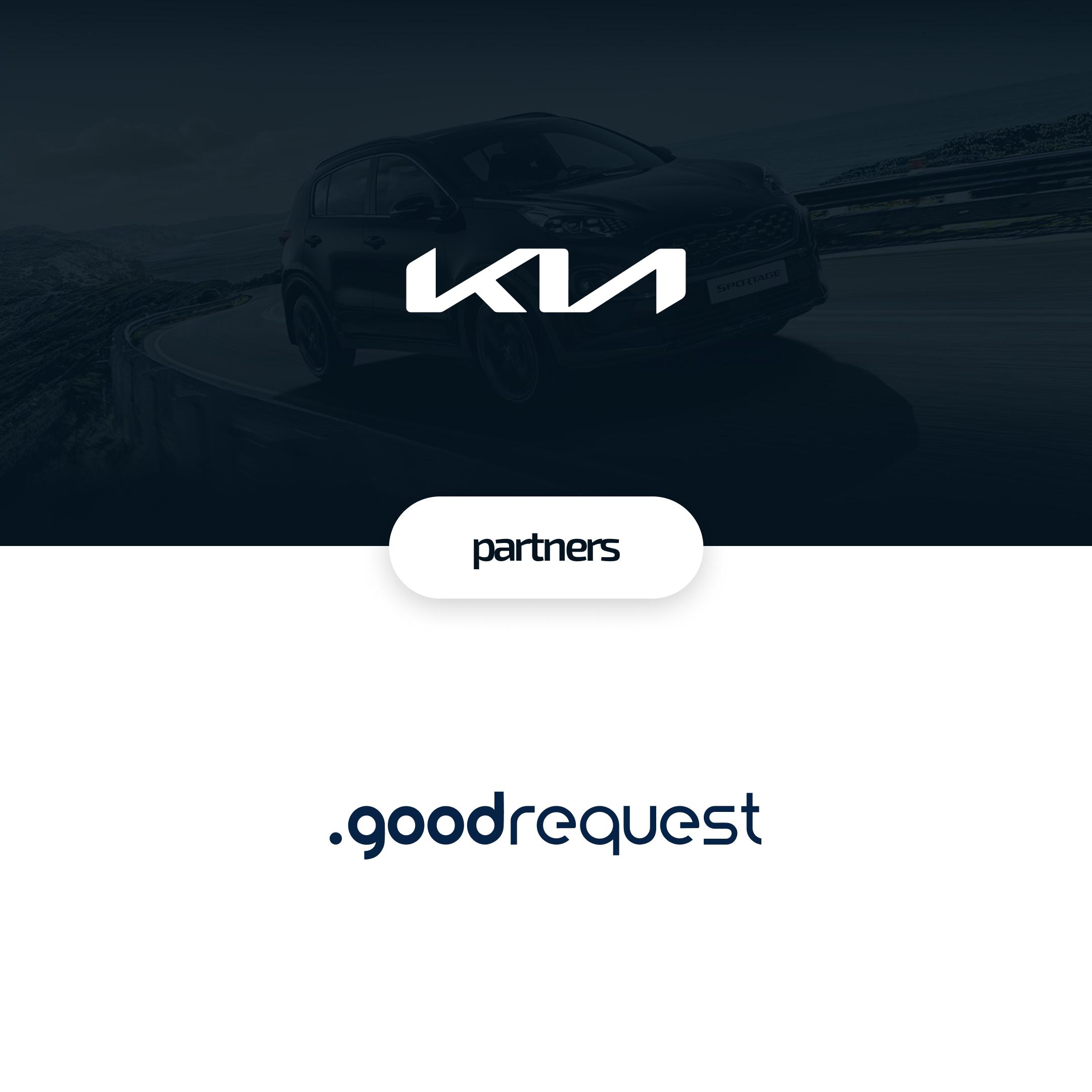 #grpartners: V GoodRequest vznikne nový interný systém pre KIA Motors