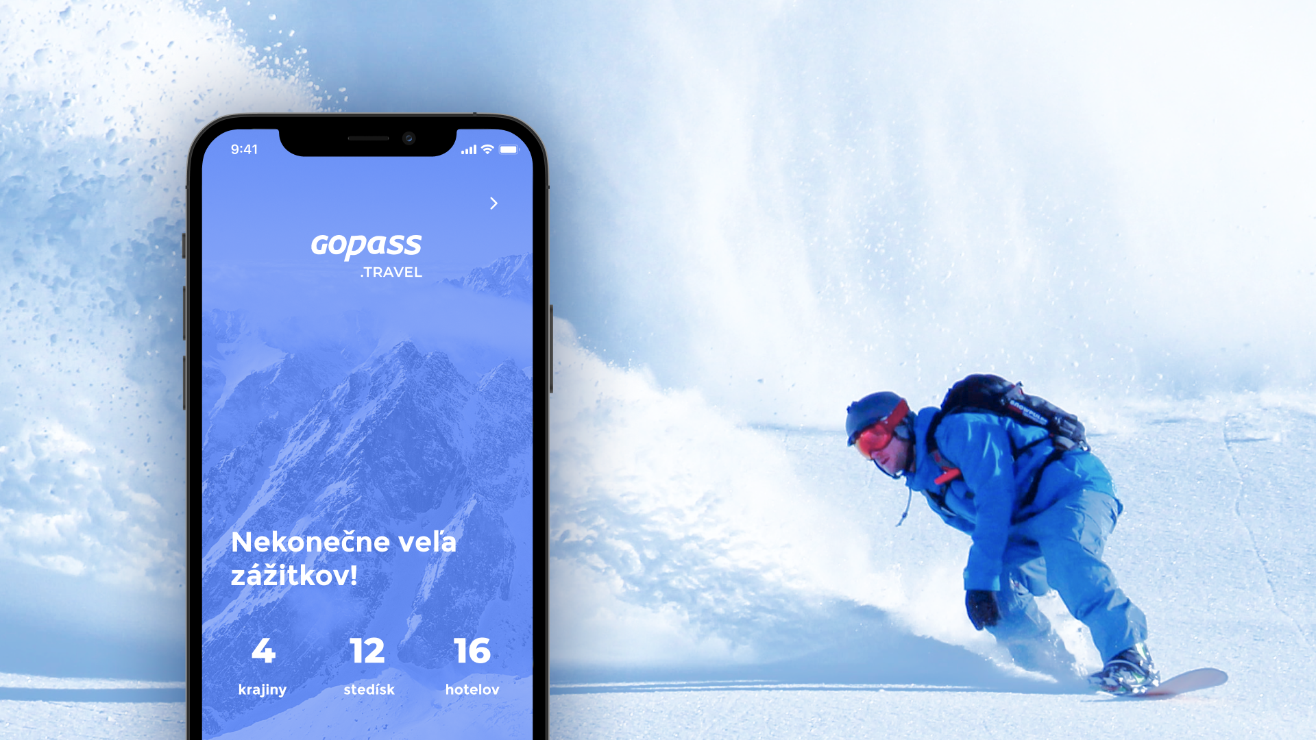 gopass mobile application