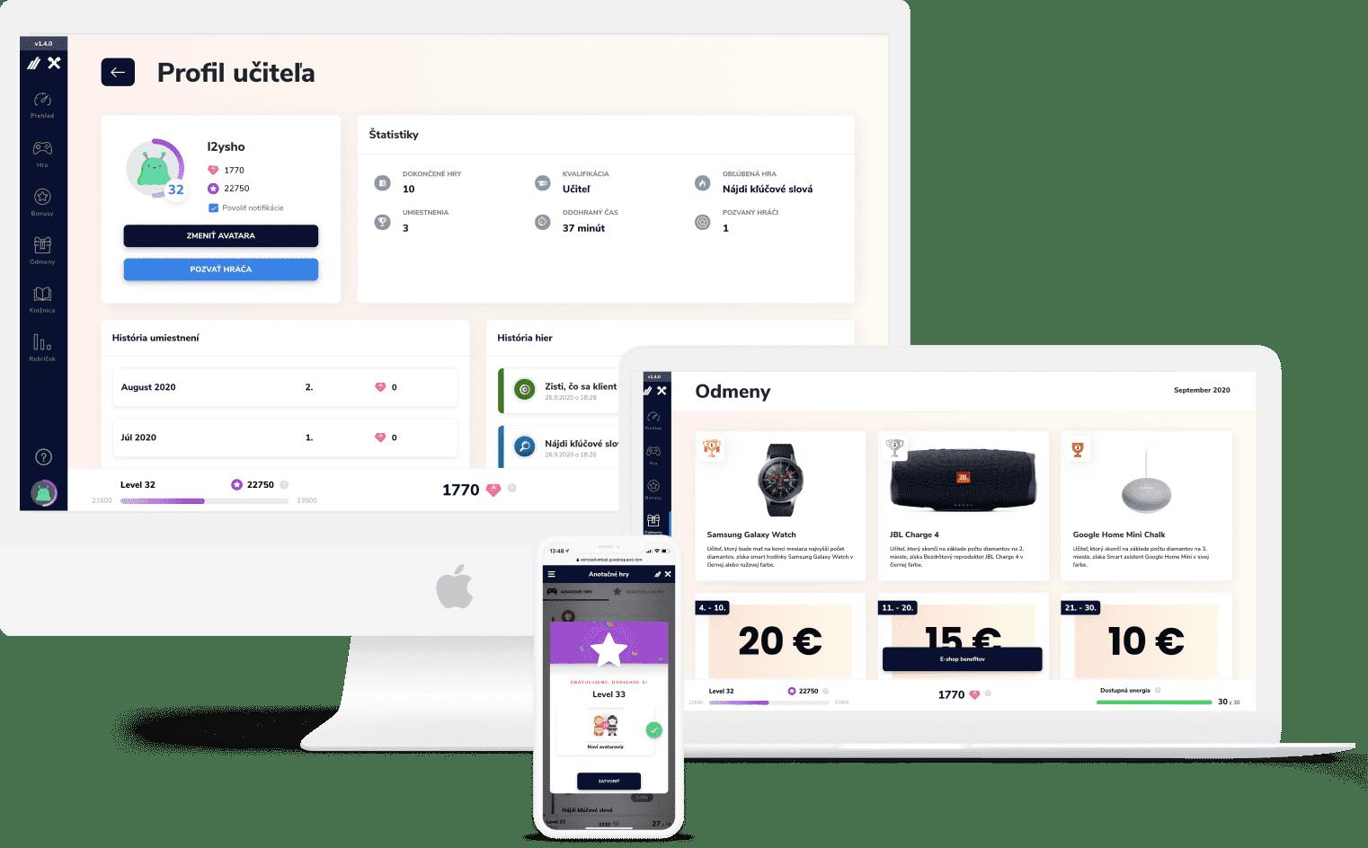Responzivny web dizajn anotacna platforma adam