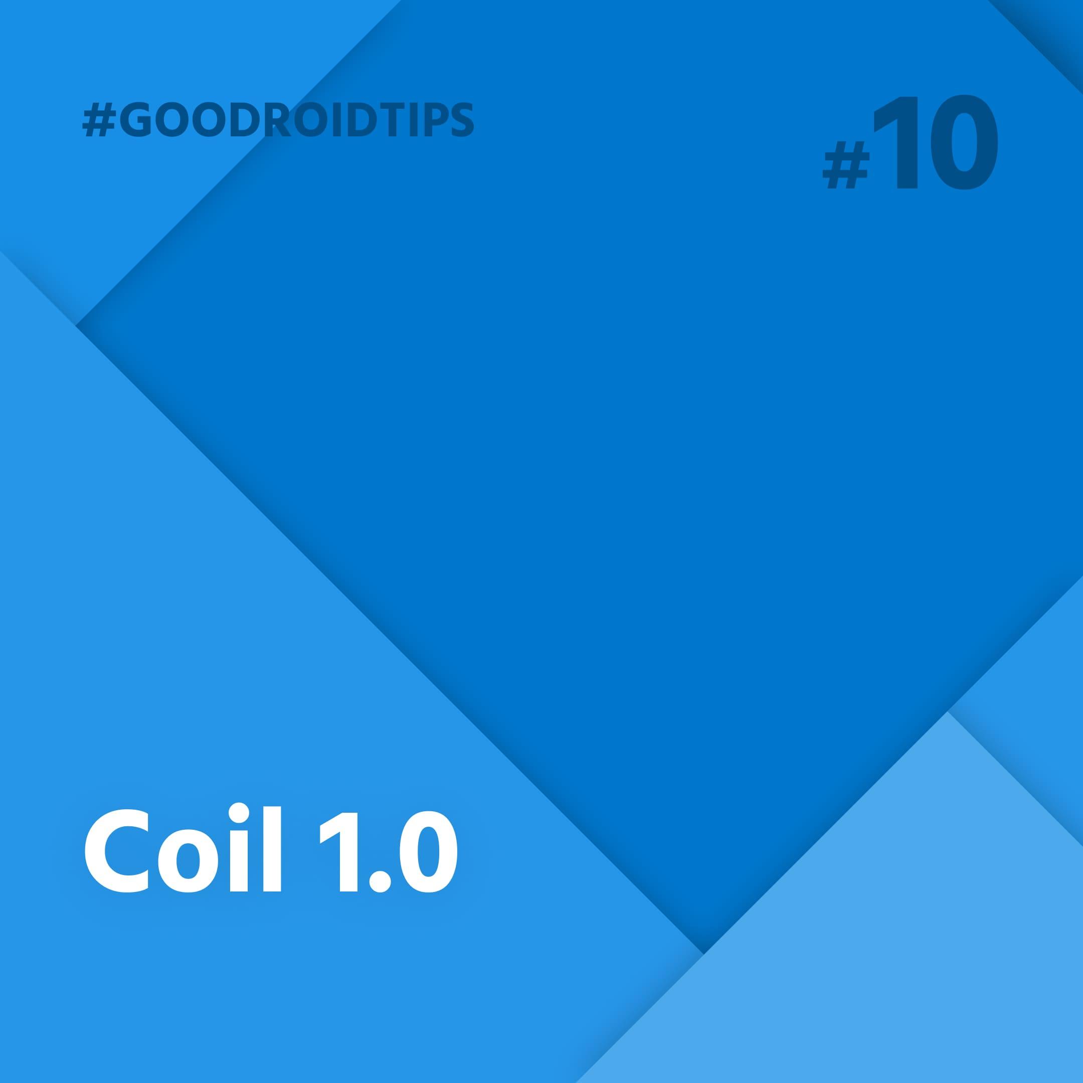 Coil je knižnica uľahčujúca načítavanie obrázkov z internetu