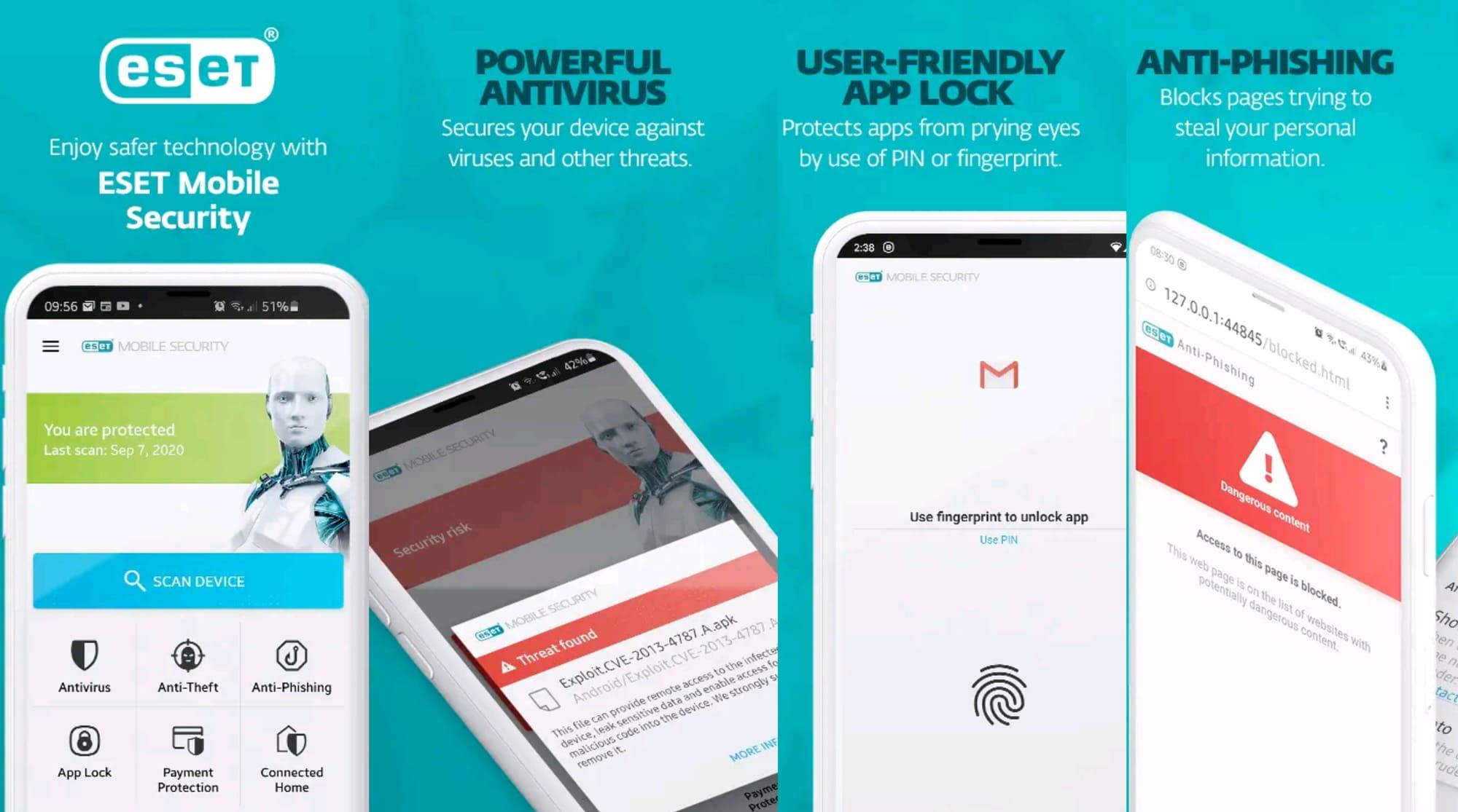 eset security aplikacia najlepsie slovenske aplikacie