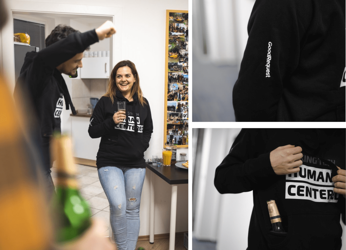 our new human centered merch