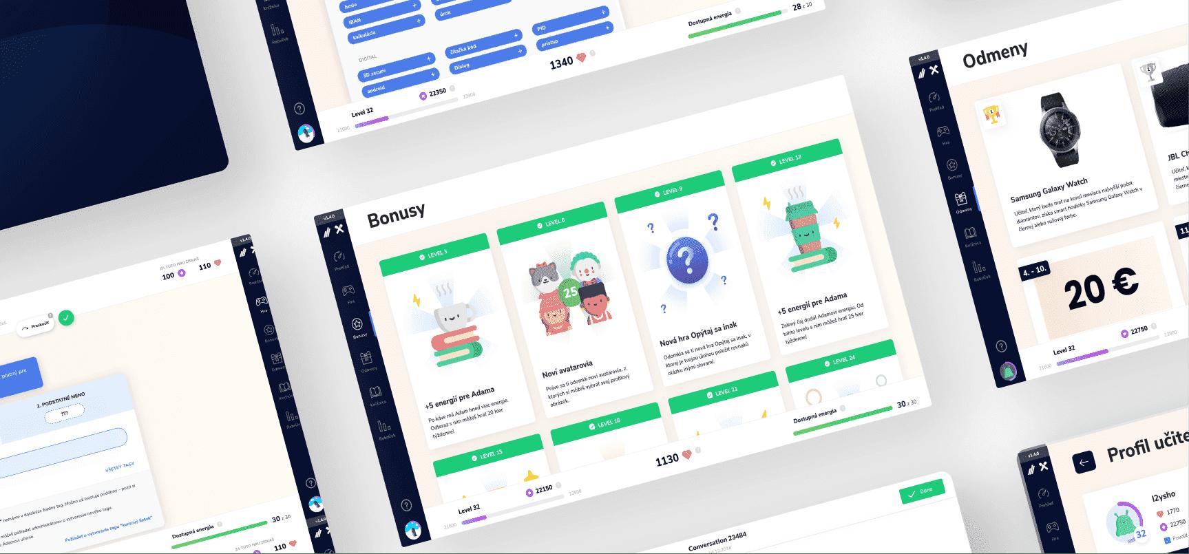 vyvoj webovych a mobilnych aplikacii