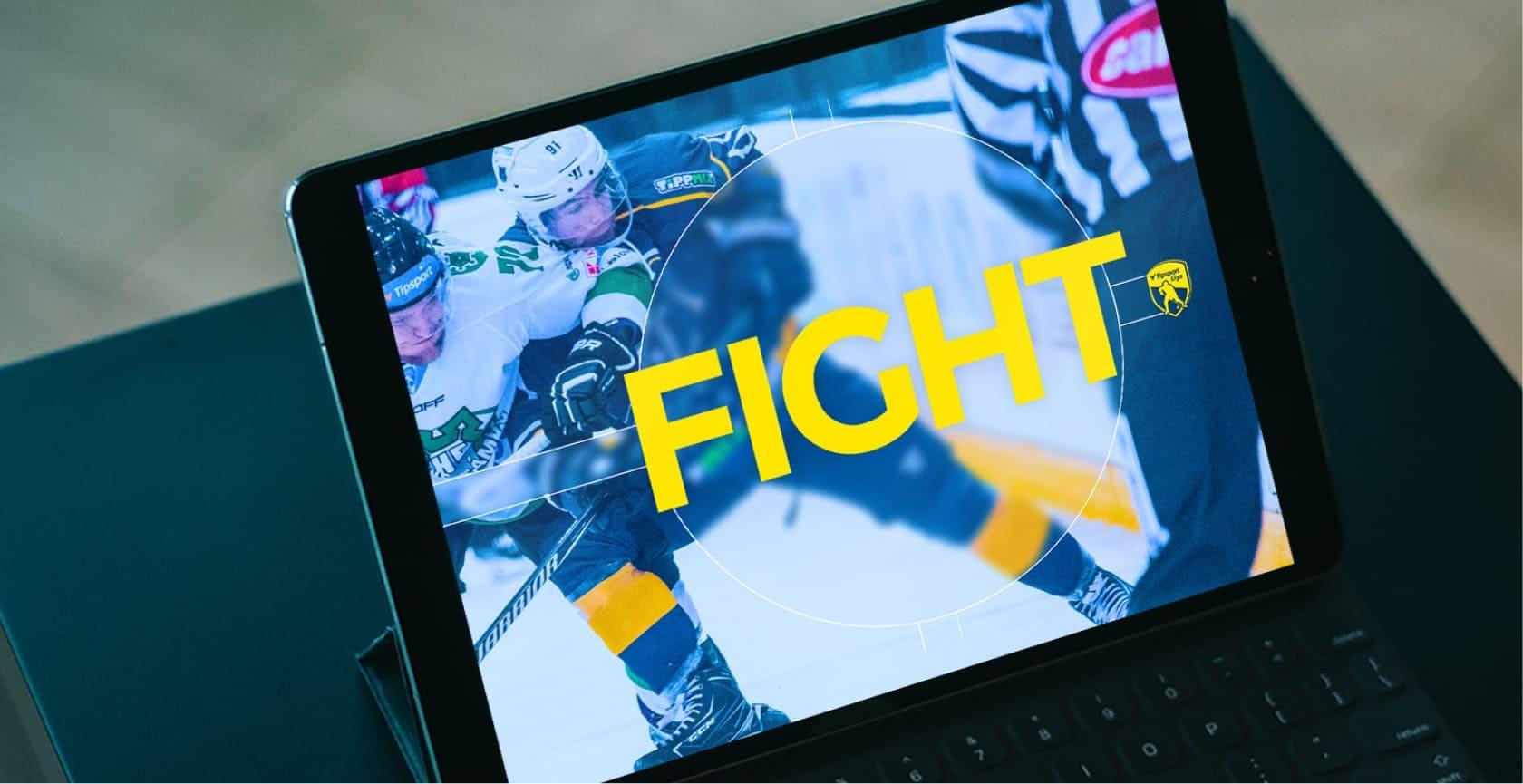 vyvoj mobilnej aplikacie pre najvacsiu hokeju ligu a jej fanuskov