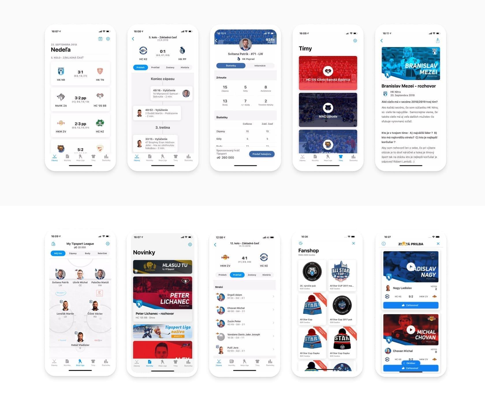 vyvoj mobilnej aplikacie pre ios a android s ux ui dizajnom