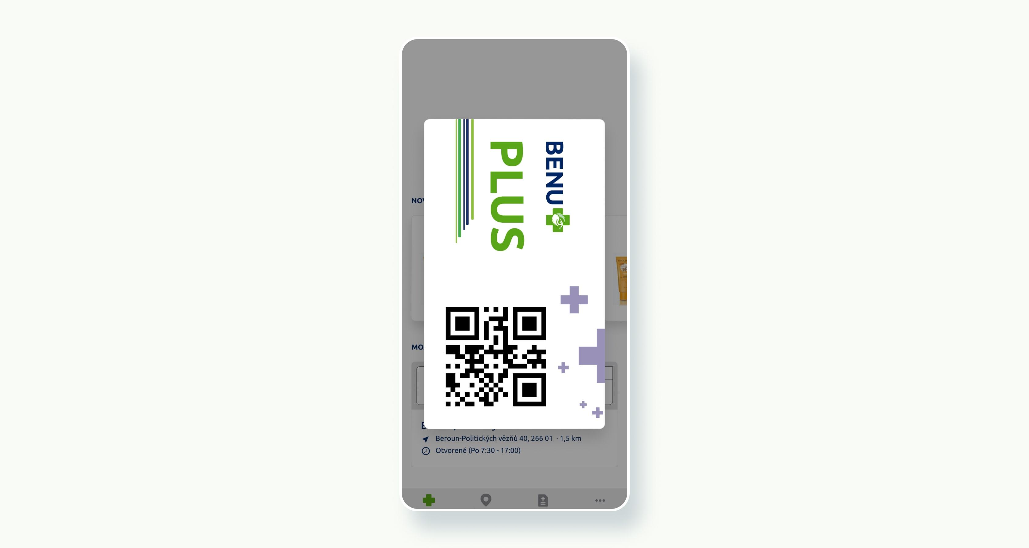 S mobilnou aplikáciou dostupnou na iOS a Android máte váš bonusový program neustále poruke