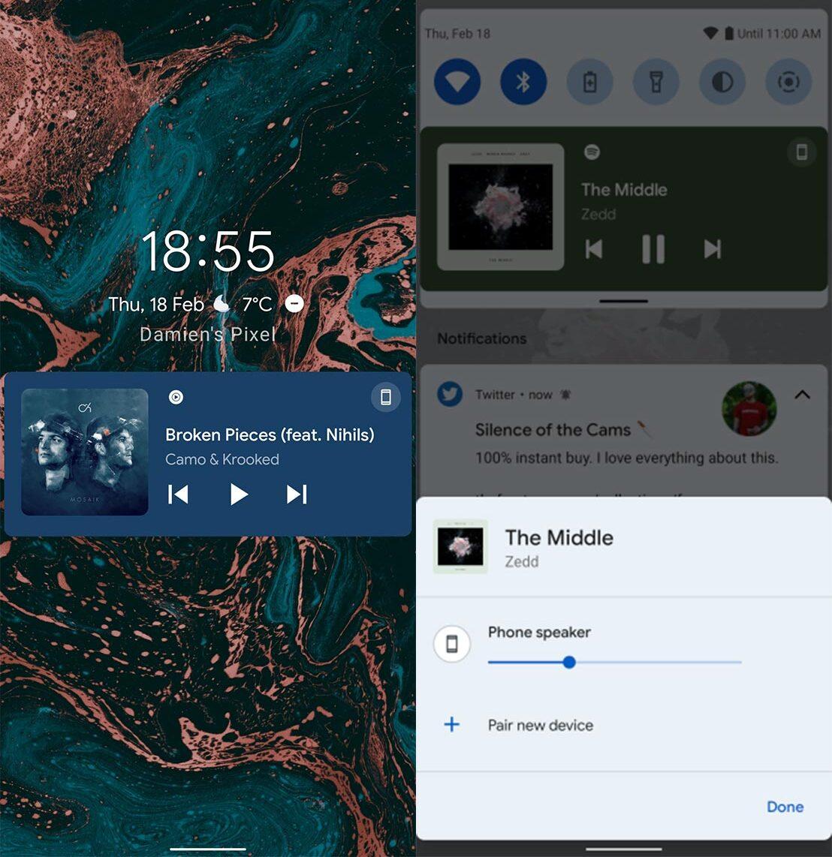 Vylepšené užívateľské prostredie mediálneho prehrávača na android platforme
