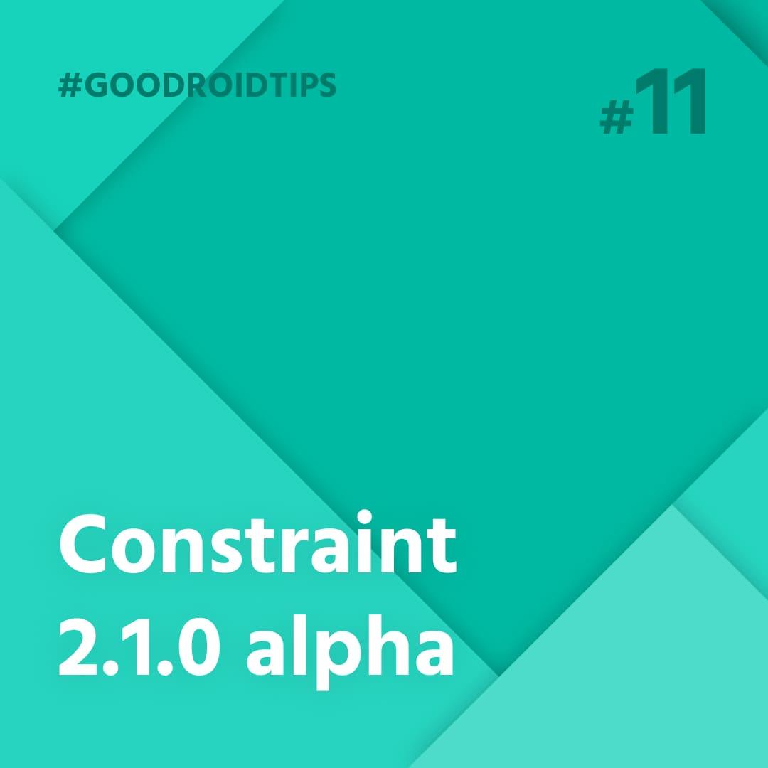 Nová verzia Constraint Layoutu zo sebou prináša nové užitočné vlastnosti