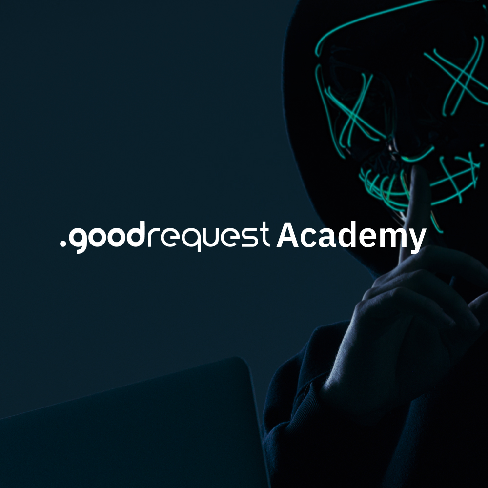 GoodRequest Academy - platforma pre študentov informatiky, dizajnu a manažmentu