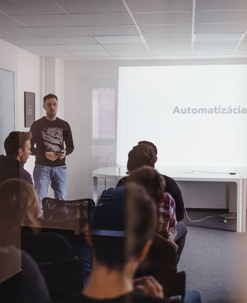 Hackathon 2020 alebo Keď automatizujeme my!