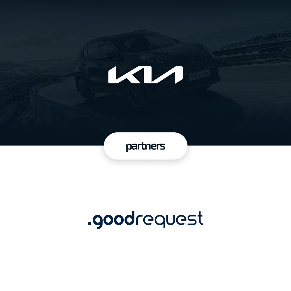 #grpartners: GoodRequest will create a new internal system for KIA Motors