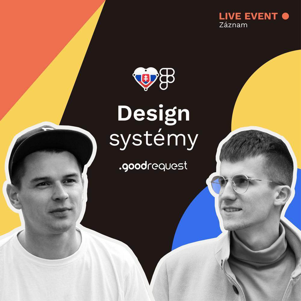 Design systémy - videozáznam a prezentácia z eventu #FriendsOfFigma