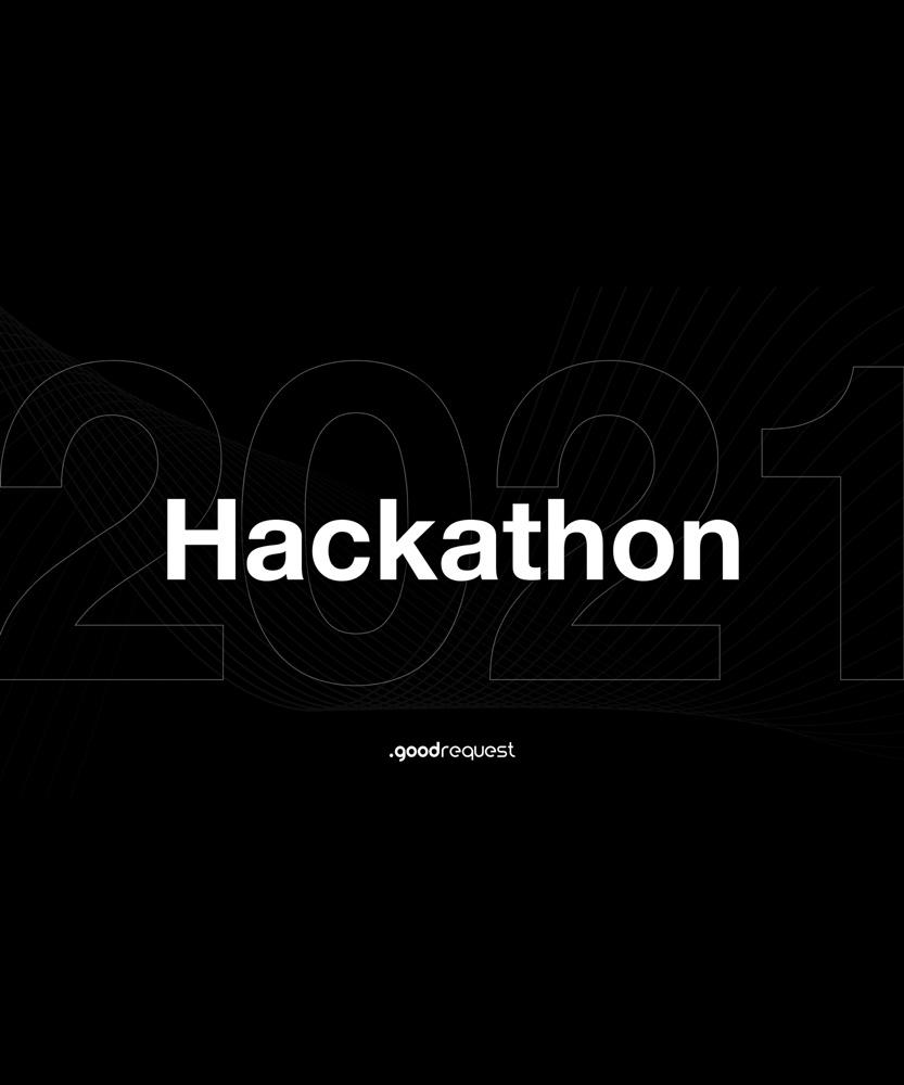Hackathon 2021: Open Source edition