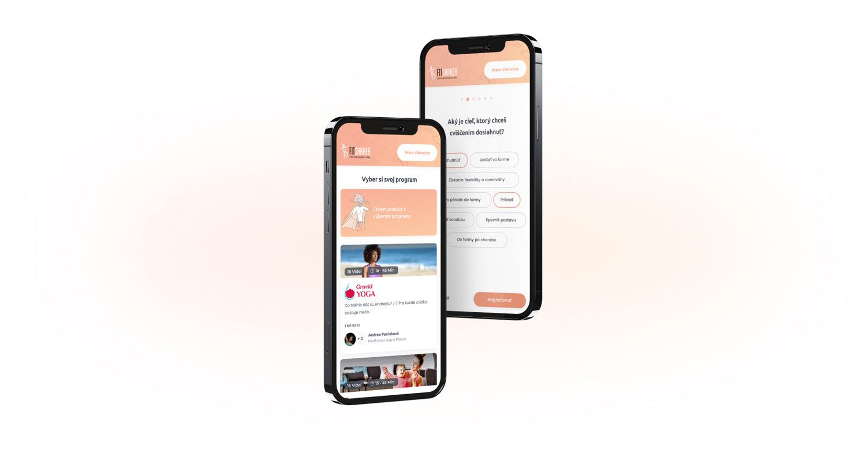 Nový responzívny dizajn fitshaker webu
