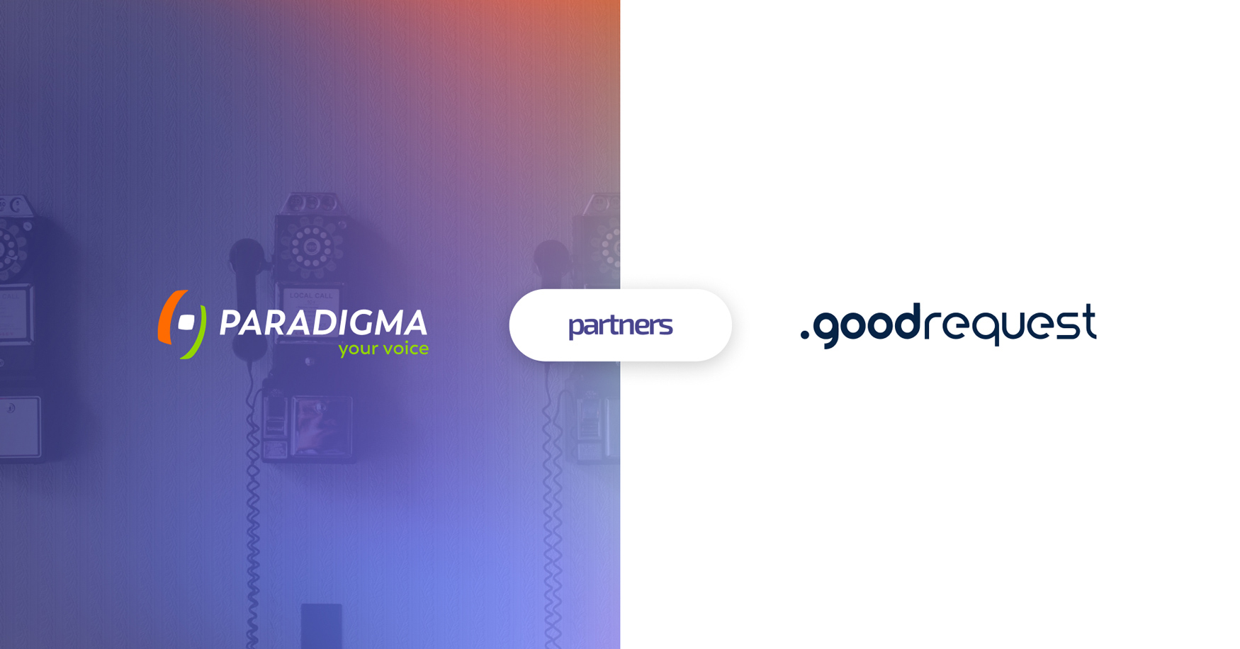 #grpartners: Paradigma - an information system for a leader in communications services