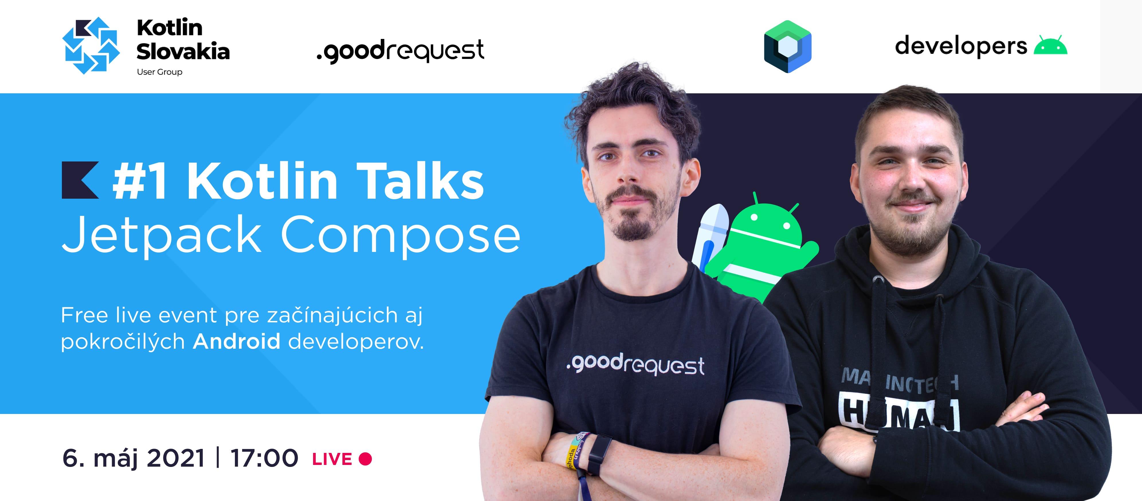 #1 Kotlin Talks - Jetpack Compose