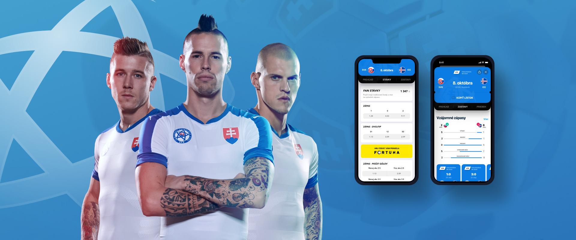#grpartners: Get closer to Slovak football thanks to REPREzóna app