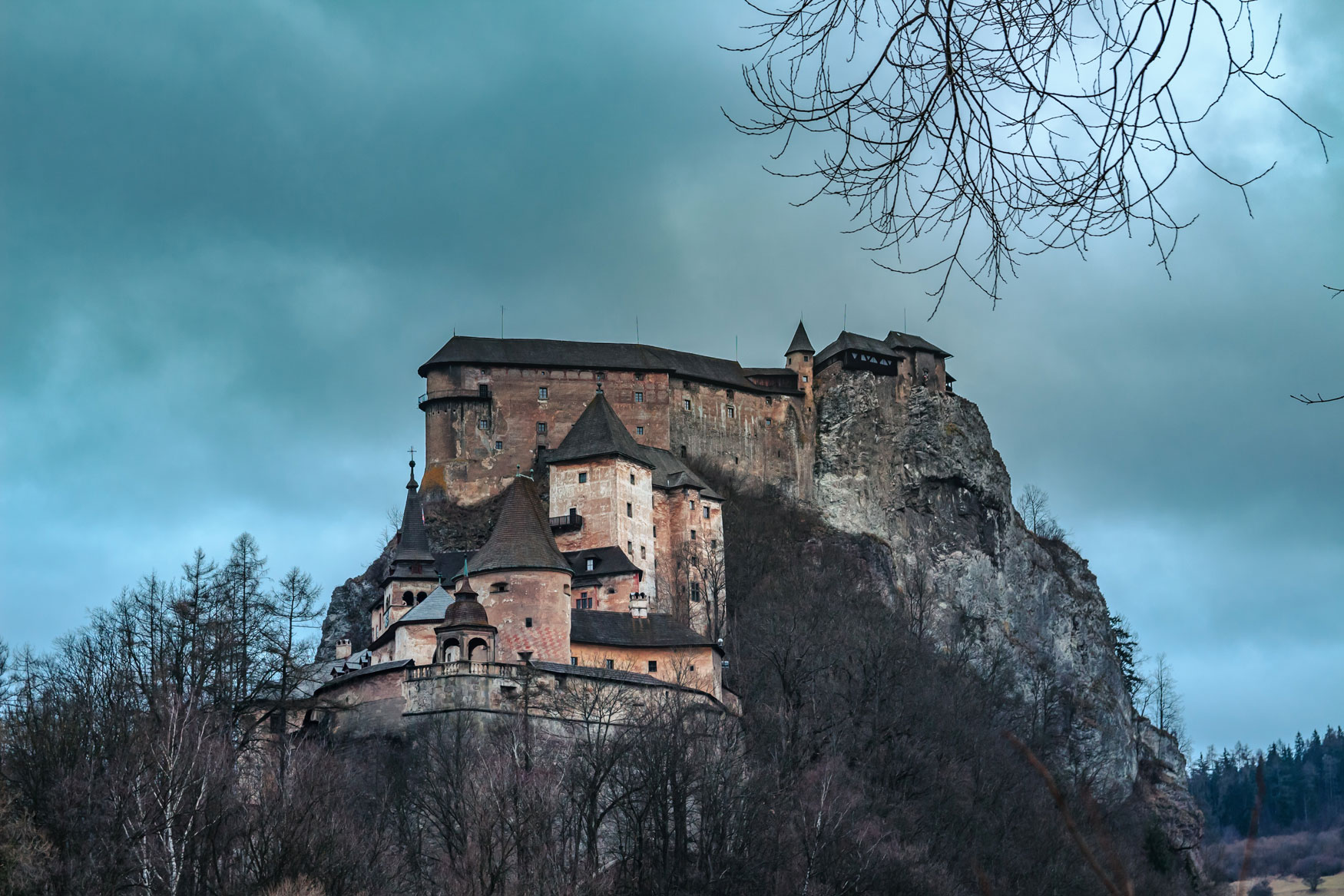 What to do in Orava region? Visit Orava Castle with an Audio guide!