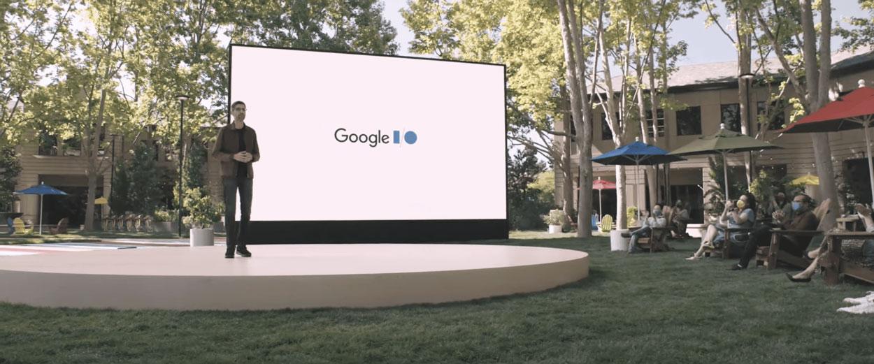 Google I/O 2021 prezentácia