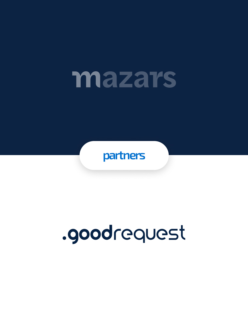 #grpartners: UI / UX design & frontend for internal information system by MAZARS
