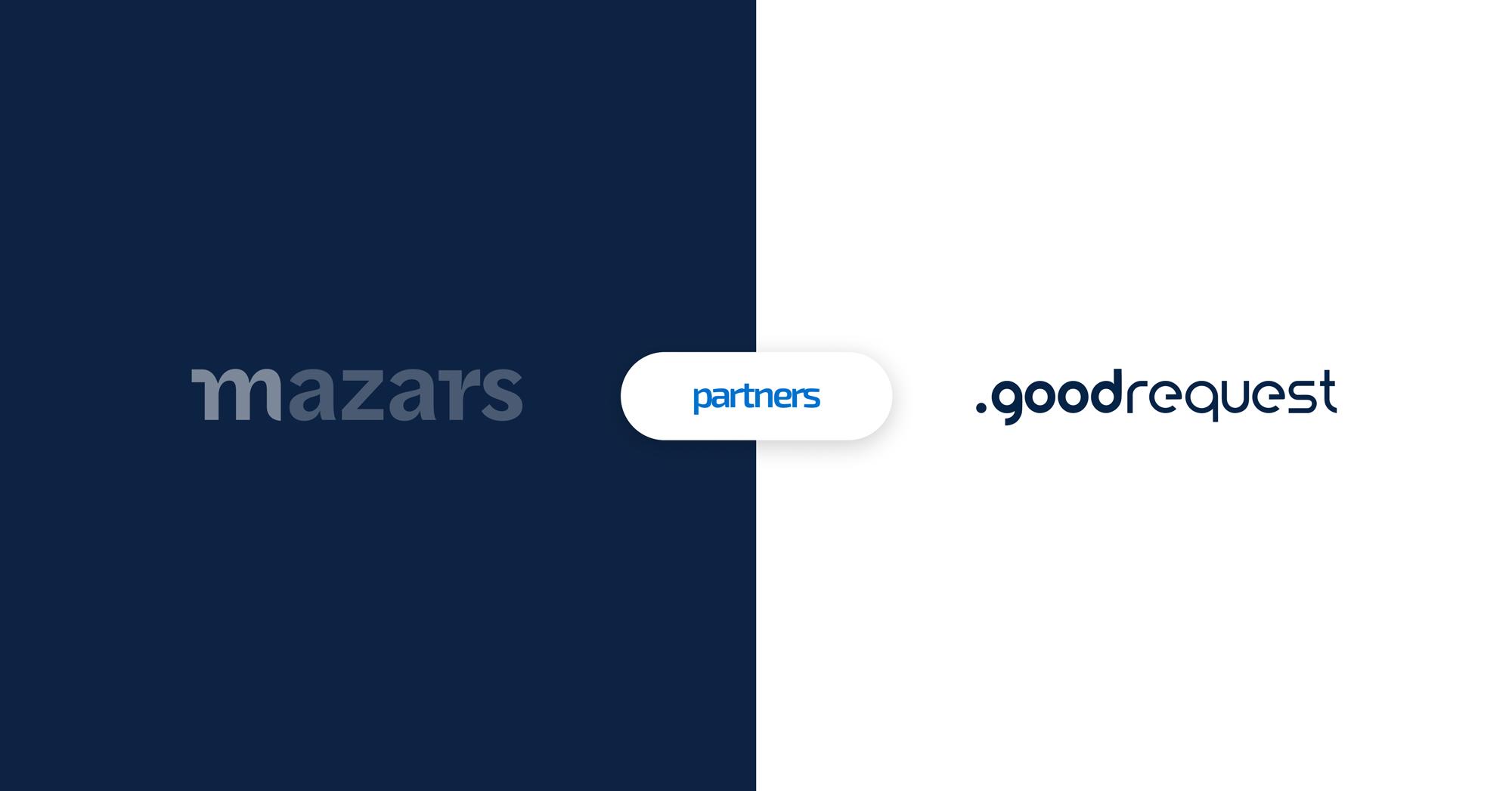 #grpartners: UI / UX design a frontend pre interný informačný systém od MAZARS