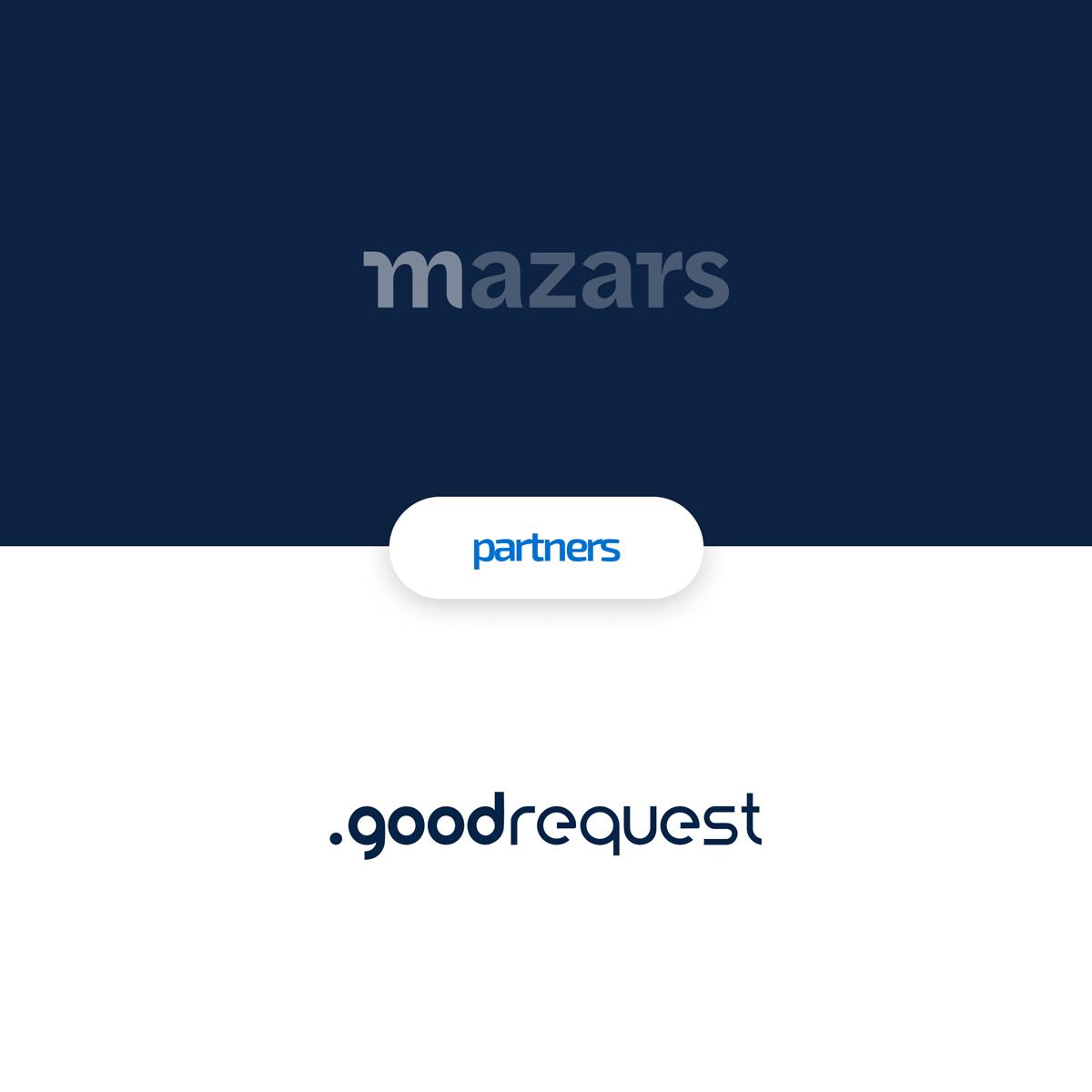 Partnestvo s Mazars založené na tvorbe dizajnu a frontend pre informačný systém