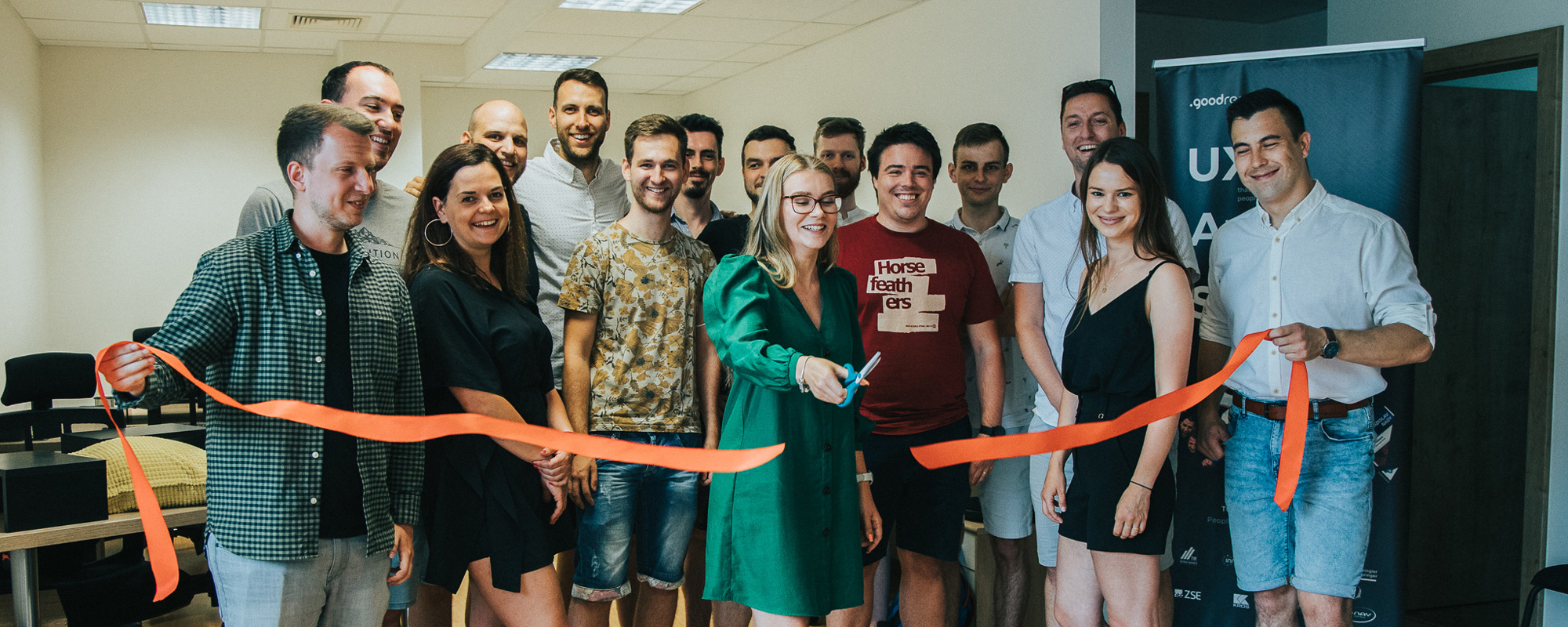 Say hello to new GoodRequest office in Košice!