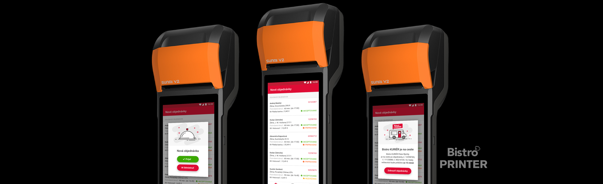 #grpartners: new Android application for Bistro printer