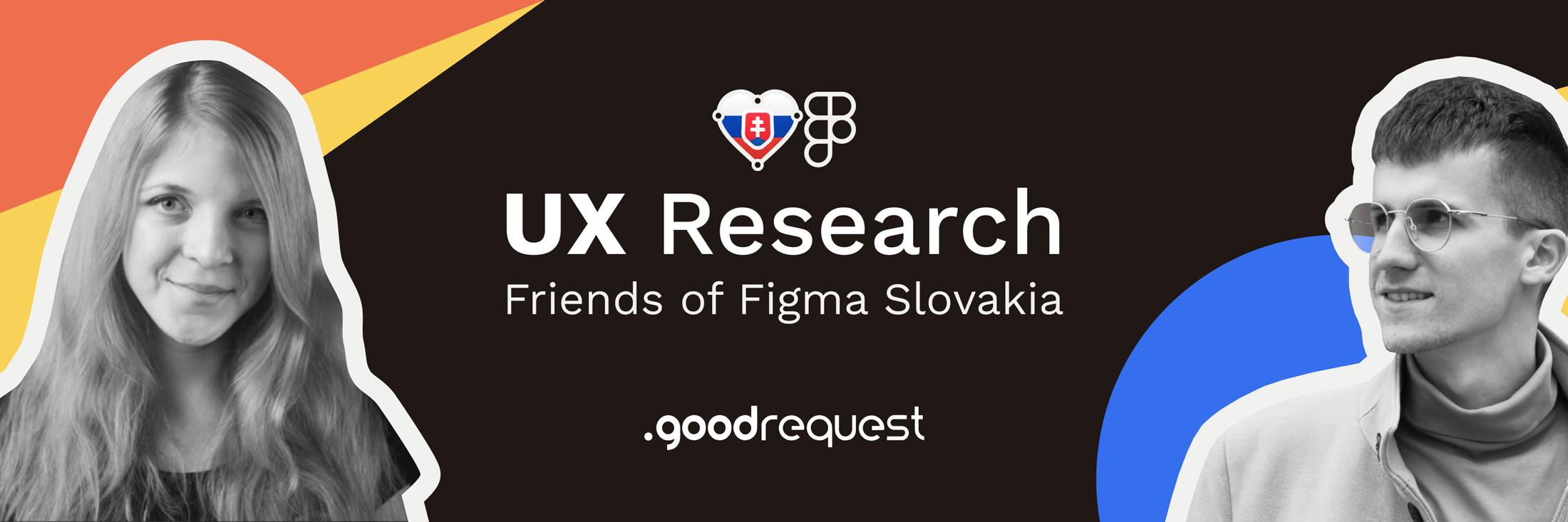 UX research: záznam eventu #FriendsOfFigma