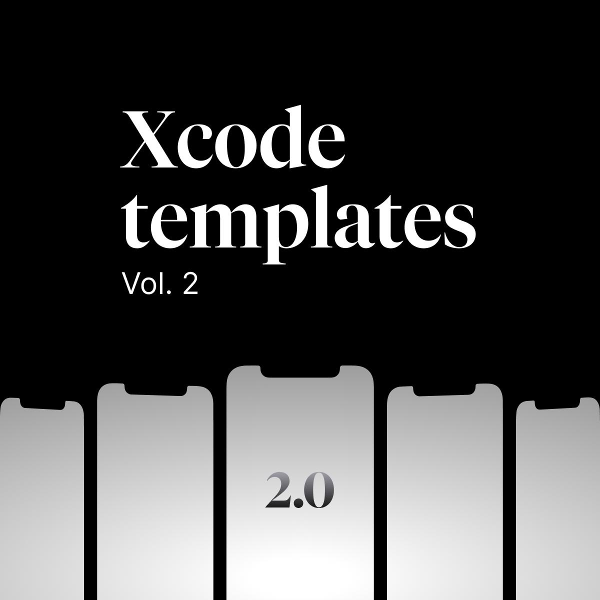 Xcode project templates 2: Ako na automatickú konfiguráciu projektu