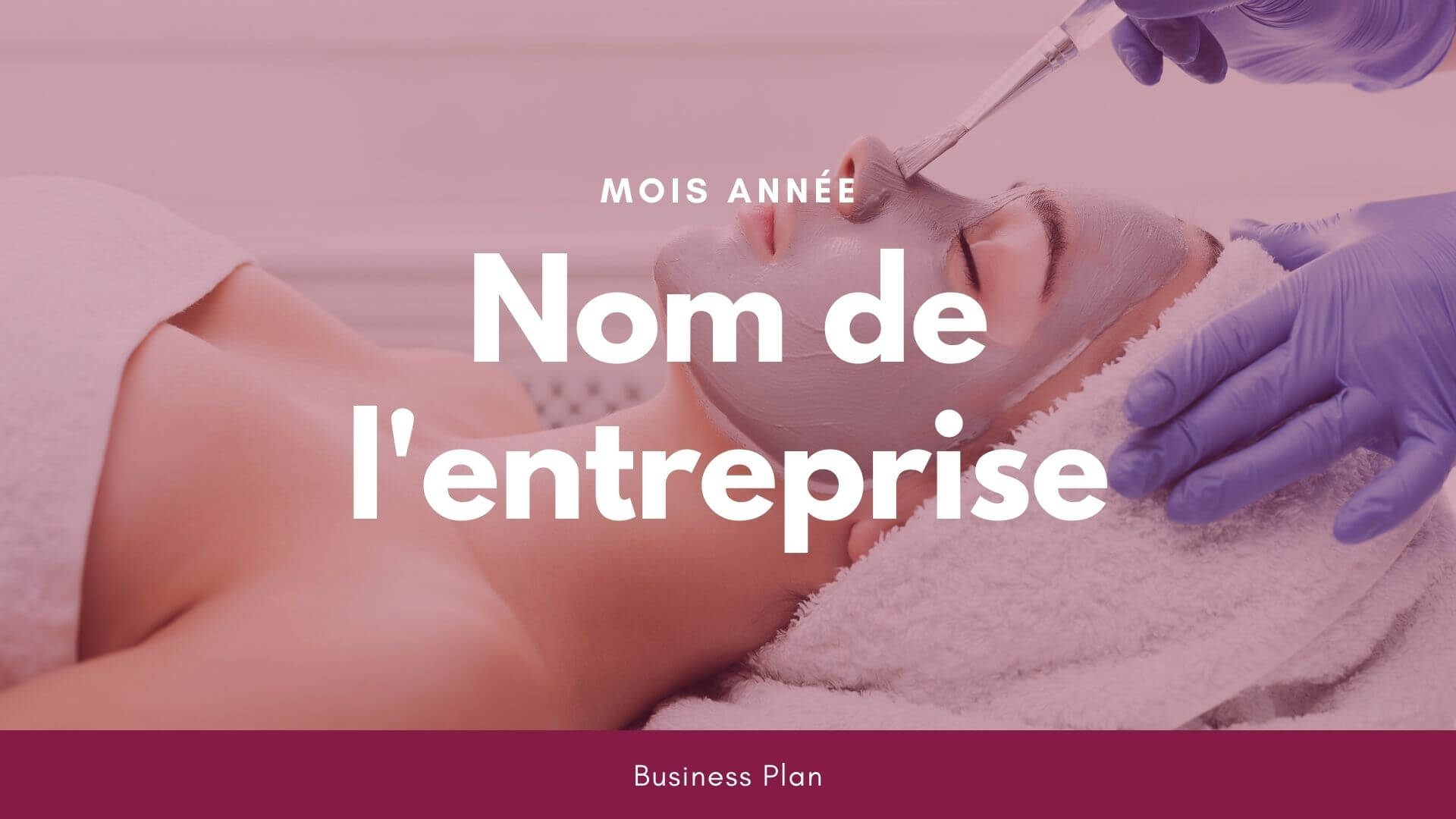 Modèle de business plan - Restaurant