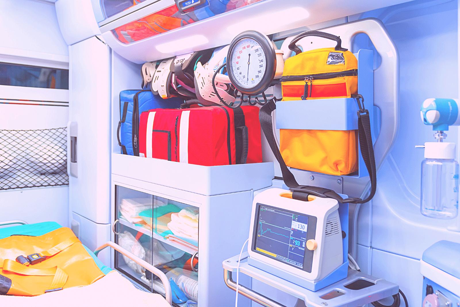 Sécurité et négociation dans le secteur ambulancier