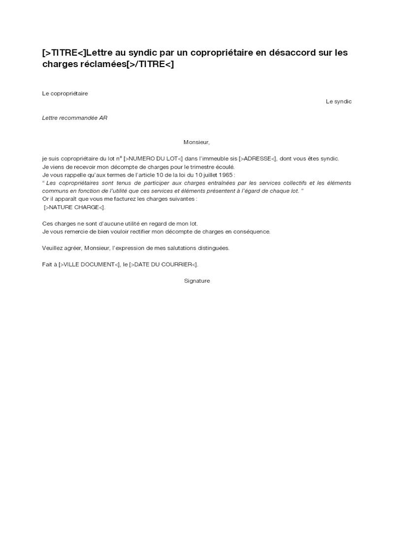 Lettre d'accompagnement CV