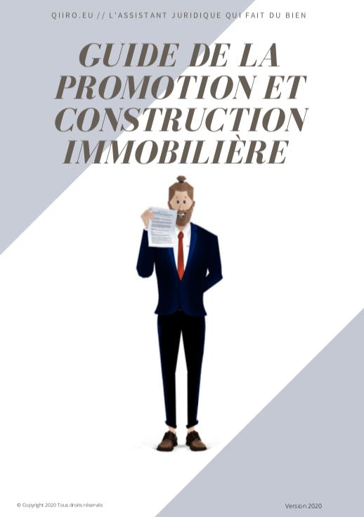 Promotion et construction immobilière